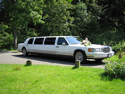Lincoln Superstretch Limousine 2000